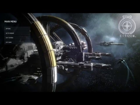 Star Citizen INVESTIGATION MISSION - now with bugs! (Feb 2016)