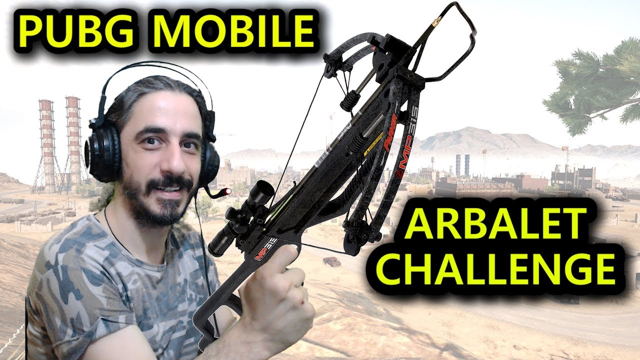 ARBALET CHALLENGE - PUBG Mobile