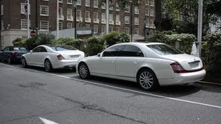 Maybach Coupe or Limousine? Which one would you choose?