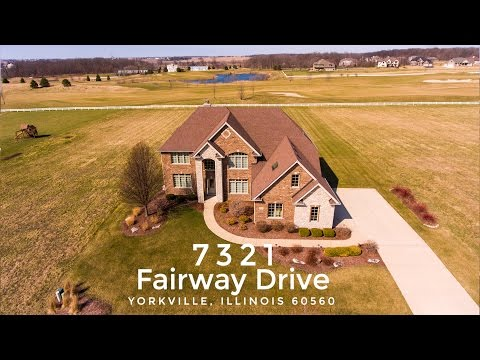 Welcome to 7321 Fairway Dr, Yorkville, IL 60560
