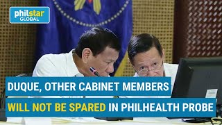 'This is only the beginning': Investigation into PhilHealth corruption to continue