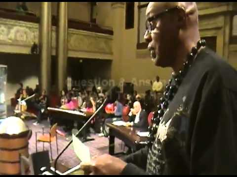 Too Short: Misogyny, Teen Violence & the influence Rap Music (Oakland Town Hall)