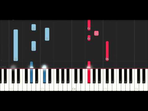 Steve Aoki ft Lil Yachty & Migos - Night Call (SLOW EASY PIANO TUTORIAL)