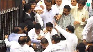 Bagarre générale au parlement du Sri Lanka