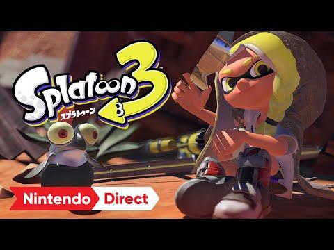 スプラトゥーン3が2022年に発売!他 ニンテンドーダイレクトまとめ【Nintendo Direct 2021.2.18】