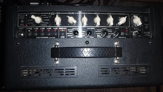 vox VT20 Guitar Amp Demo And Review