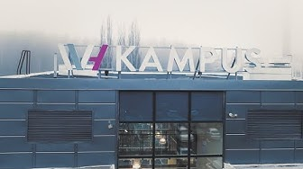 Kokemuksia IVH Kampuksen toimitiloista: Etelä-Karjalan käräjäoikeus