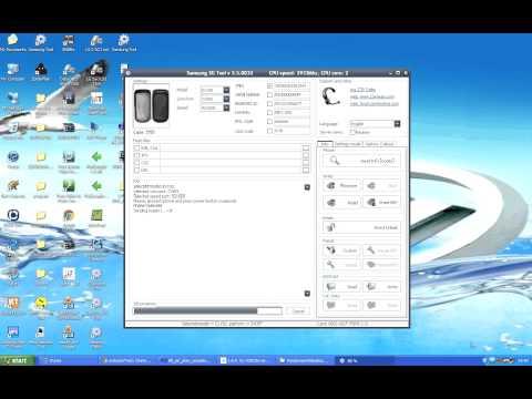 SAMSUNG E1150i CHANGE IMEI WITH Z3X BOX