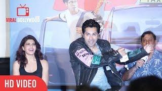 Actor Bana hai Toh Kya Karna Padega | Varun Dhawan Best Answer | Judwaa 2 Official Trailer  Launch