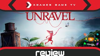 Обзор Unravel (Review)