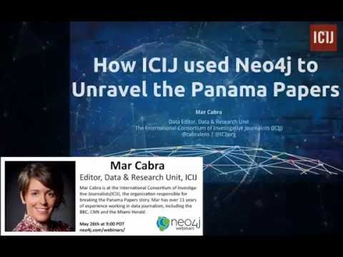 How the ICIJ Used Neo4j to Unravel the Panama Papers