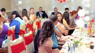 История знакомства, пожелание от родителей, гостей, детей, тост за свадебные кольца