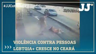 Violência contra pessoas LGBTQIA+ cresce no Ceará