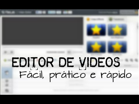 MELHOR EDITOR DE VÍDEO: Edite seus vídeos online