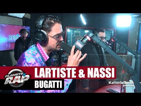 Youtube: Lartiste«Bugatti» ft Nassi #PlanèteRap