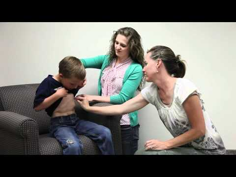 BYU Child Development Study - Heart Rate Monitor