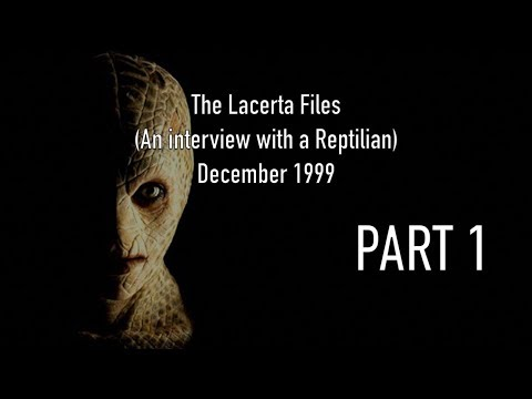 Beyond Science Files - The Lacerta Files Part 1