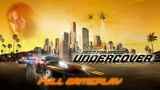 Need for Speed: Undercover [FULL GAME / DOMINATION RUN]