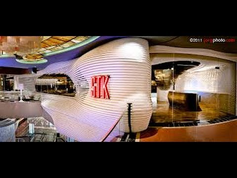 STK The Strand London - BBC Interview & Review - Coolest Steakhouse London / Las Vegas / New York