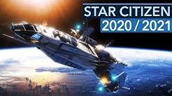 Wie geht's 2020 mit STAR CITIZEN weiter?