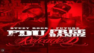 Stuey Rock & Future - FDU & Free Bandz: Reloaded [FULL MIXTAPE + DOWNLOAD LINK] [2011]