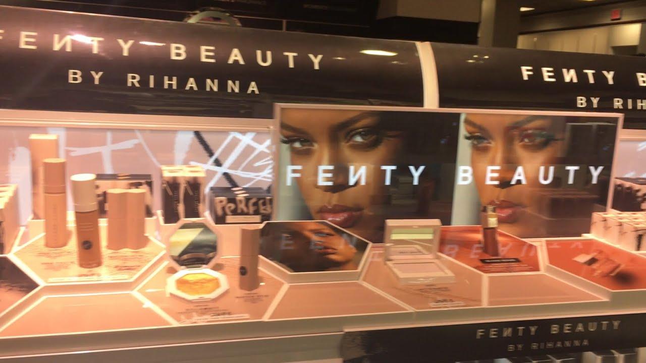 Rihanna Fenty Beauty Makeup Line Trophy Wife Highlight