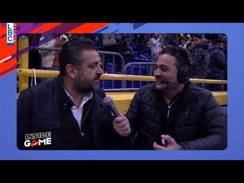 Inside Game - Intro Joseph Abdel Massih - مقدمة انسايد غايم مع جوزيف عبد المسيح  - 08:54-2019 / 2 / 13