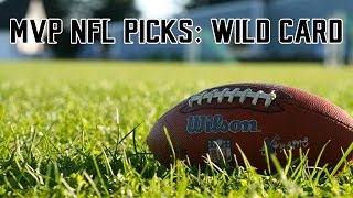 2016 NFL Playoff Picks: Wildcard Round