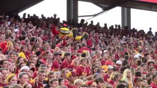 CY: 2014 Iowa State Mascot Capital One Nomination Video