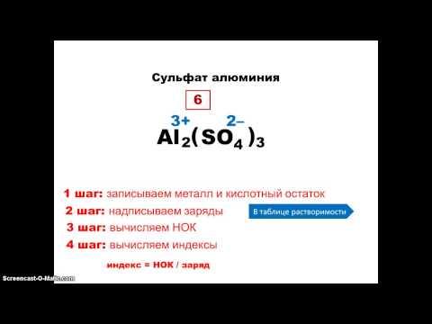 Презентация к уроку химии Степень окисления; 8 класс