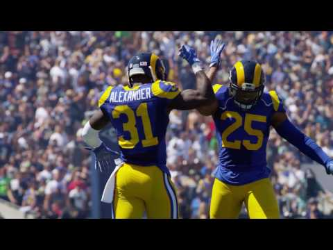 "Maurice ""Mo"" Alexander NFL 2016  Highlight Video"