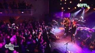 De Staat - Input Source Select live bij De Song van het Jaar 2014