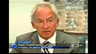 Personal Injury Attorney Alan Feldman Interviewed on CBS 3 about Golden Nugget Casino Lawsuit