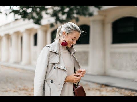 London Fashion Week Vlog // Blogger Mail Unboxing // FASHION MUMBLR