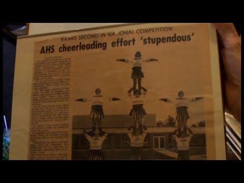 Alpena Cheerleaders from 1973-1982 Celebrate Reunion