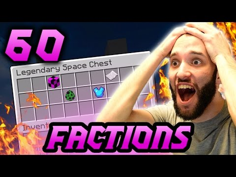15 MILLION $ CHEST OPENING! Minecraft COSMIC Faction Episode 60