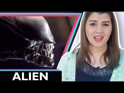 I watched 'Alien' for the first time | #TheGeekAwakens