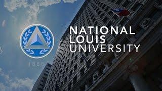 Repeat youtube video National Louis University | New Urban University