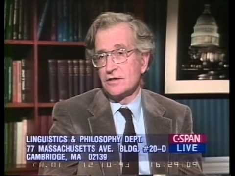 What Are the Consequences of Free Trade with Foreign Countries  Noam Chomsky on NAFTA 1993