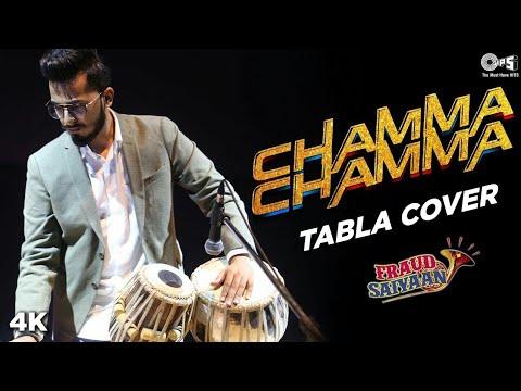Chamma Chamma Tabla Cover