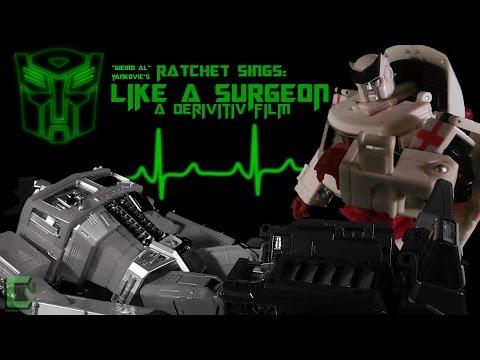 Ratchet Sings: Like A Surgeon