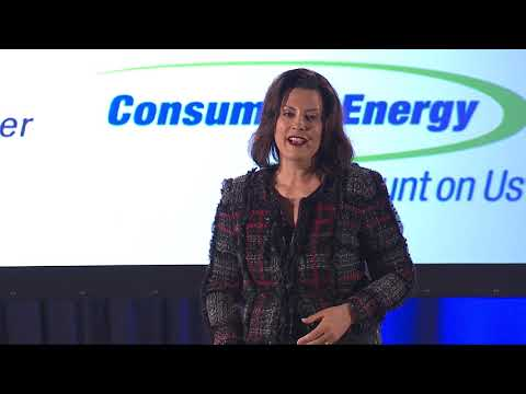 Governor Gretchen Whitmer's Address To The Detroit Business Community