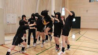 野田学園高校 バレー部 ストップモーションムービー(平成27年度)