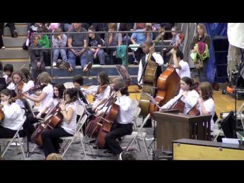 Nisqually Middle School - Fiddle O'Finnigan