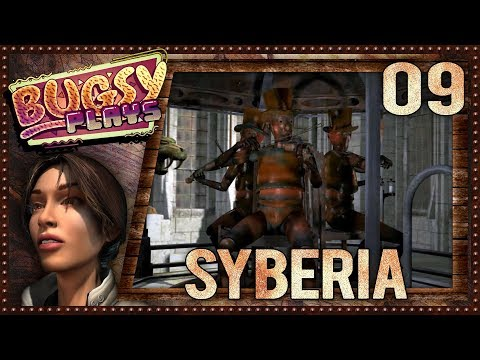Syberia [PC Gameplay]: #09 - The Egg, the Barge, and the Bandstand