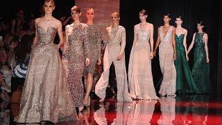 اجمل عرض ازياء لموسم 2015 ازياء انيقة مع احلى الصبايا Fashion Show