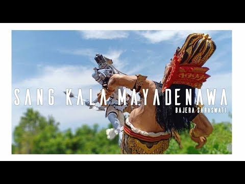 Sang Kala Mayadenawa Caka 1941 | Br. Bajera Saraswati 2019