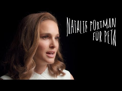 Natalie Portman würdigt Erbe von vegetarischem Nobelpreisträger / Schriftsteller Isaac Bashevis Singer in neuem Video von PETA USA als Visionär der Tierrechte gelobt