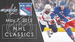 NHL Classics: Washington Capitals vs. New York Rangers | 5/7/2012