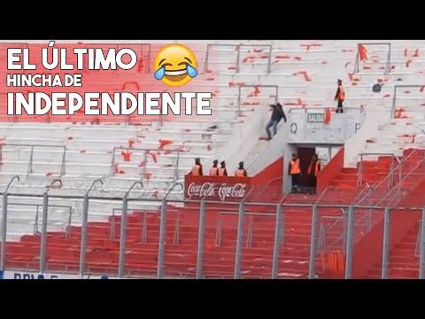 EL ULTIMO HINCHA DE INDEPENDIENTE